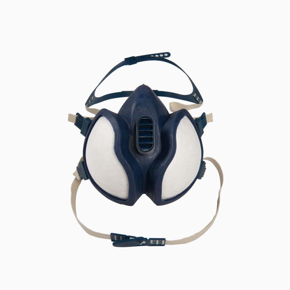3M-4255-FFA2P3D Mάσκα μισού προσώπου μεγάλης διάρκειας (FFA2P3D)