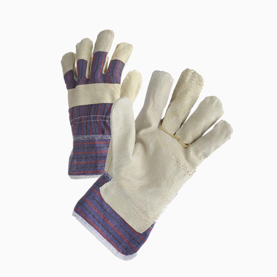 ΓAΝΤΙA 13-202013409 Γάντια από δέρμα χοίρου PBS.