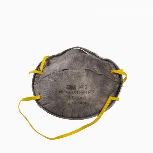 3Μ-9913 Μάσκα άνθρακα για σκόνες & αέρια (FFP1S)