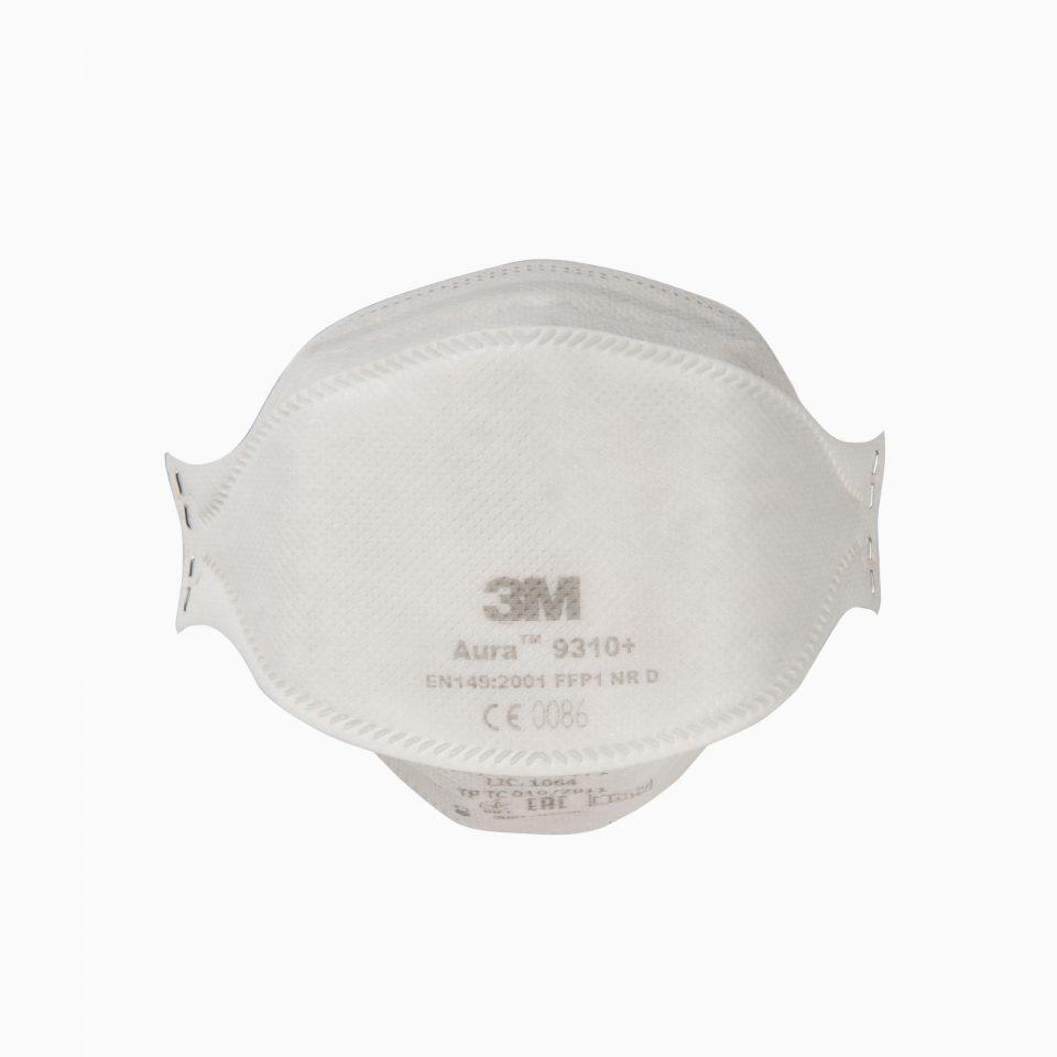 3M-9310-FFP1S Μάσκα για σκόνες, comfort plus FFP1S