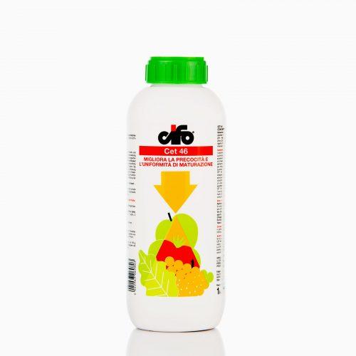 CET-46 υγρό λίπασμα κατάλληλο για πρωΐμιση, χρώμα-γεύση, ομοιόμορφη ωρίμανση.