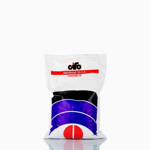 IDROFLORAL 35-5-8 Λίπασμα Ε.Κ. σε σκόνη. NPK 35-5-8 (32% ουρία χωρίς διουρία και για ψέκασμα)