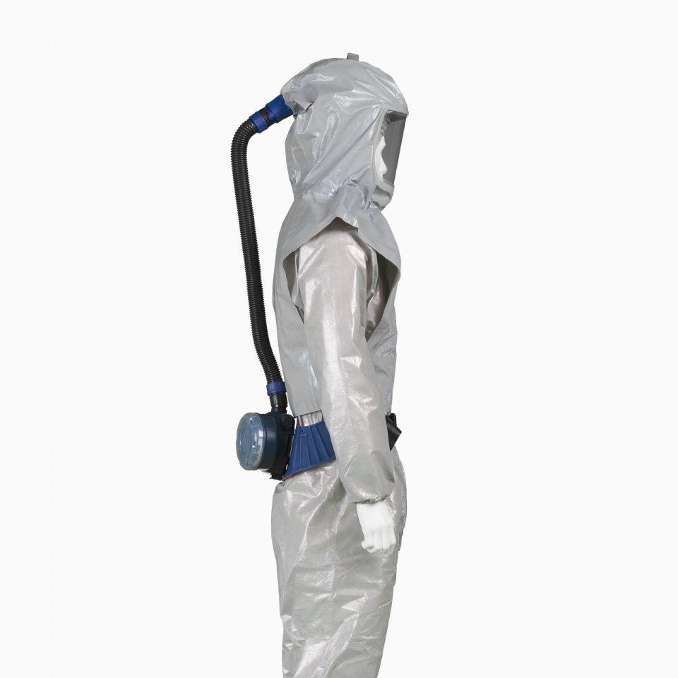 3M JUPITER Σύστημα προστασίας αναπνοής και παροχής καθαρού αέρα.