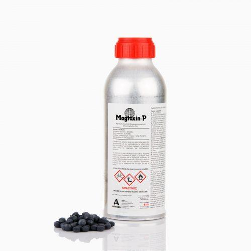 MAGTOXIN-P-1000 Σκεύασμα Φωσφορούχου Μαγνησίου σε μορφή σφαιριδίων 1000gr