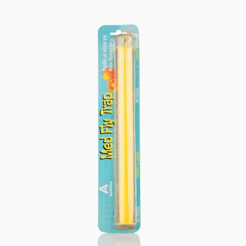 MED-FLY-TRAP Μυγοπαγίδα Med Fly με κόλλα και ελκυσική ουσία για την αποτελεσματική αντιμετώπιση της Μύγας Μεσογείου.