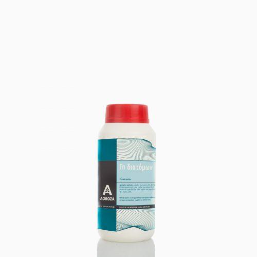 GH-DIATOMON-2021 DIATOM EARTH Διατομική γη ή γη διατόμων είναι ένα 100% φυσικό ορυκτό προϊόν σε μορφή λεπτής σκόνης. Εντομοκτόνο, για την καταπολέμηση ερπόντων εντόμων.