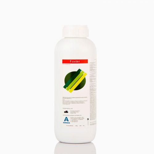 FOXTER-1 Υγρό λίπασμα Ε.Κ. Προωθεί την καλή ριζοβολία, το φύτρωμα των σπόρων και την ανάπτυξη νέων φυτών. 1 λίτρο