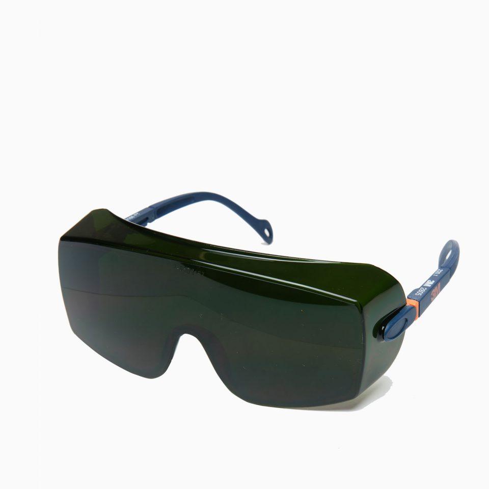 3M-2805 Γυαλιά οξυγονοκόλλησης 3M με ειδικό φακό, αντιχαρακτικά.