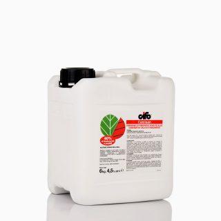 Υγρό οργανοχημικό λίπασμα με οργανικό άζωτο & ιχνοστοιχεία. Εφαρμόζεται διαφυλλικά και σε υδρολίπανση για τη βελτίωση της θρέψης των φυτών σε ασβέστιο. 6 λίτρο