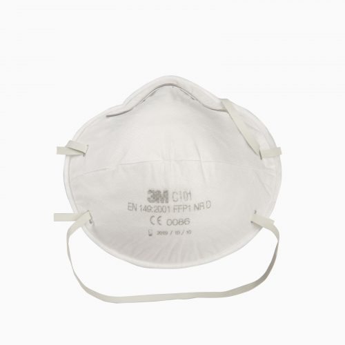 3M-C101 Μάσκα σκόνης, σταγονιδίων (FFP1)