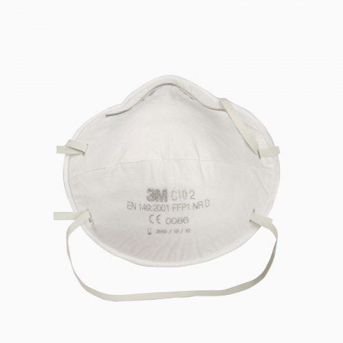 3M-C102 Μάσκα σκόνης σταγονιδίωνν
