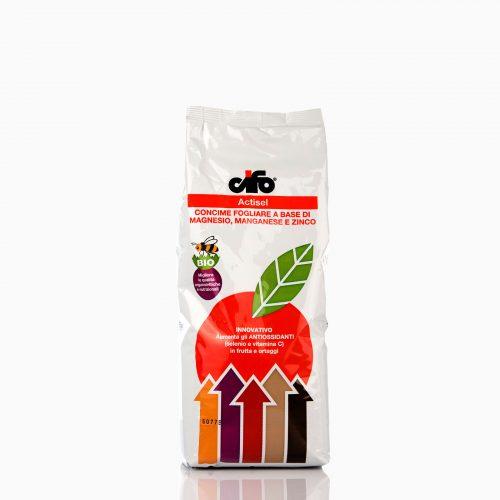 ACTISEL-2,5 Βιολογικό λίπασμα, σε μορφή σκόνης, μεγάλης διαλυτότητας. Για βελτίωση παραγωγής και αύξηση θρεπτικότητας σε φρούτα και λαχανικά.