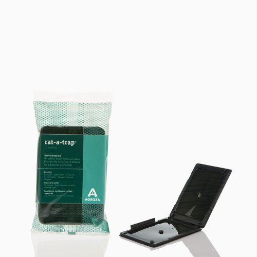 RAT-A-TRAP-MEDIUM Έτοιμη παγίδα με κόλλα για ποντικούς και αρουραίους.
