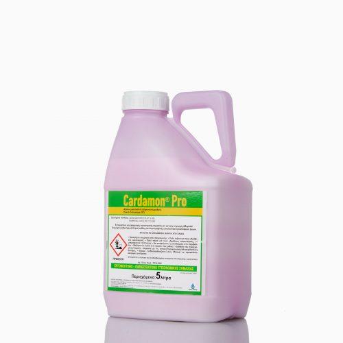 CARDAMON-PRO Alpha Cypermethrin 6% εντομοκτόνο για ιπτάμενα και έρποντα εντομα.