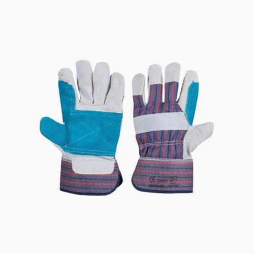 Γάντια-660100-CONI Δερματοπάνινα γάντια