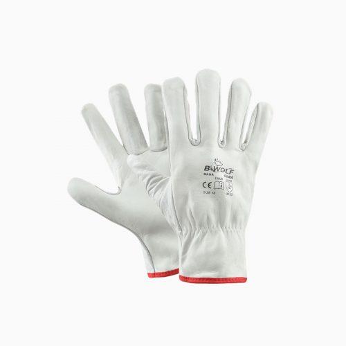 Γάντια-660400-MANA γάντια εργασίας δερμάτινα από δέρμα μόσχου